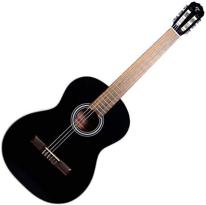 Taka Mina Serie G gc1ce BLK Classic/C – Guitarra de concierto ...