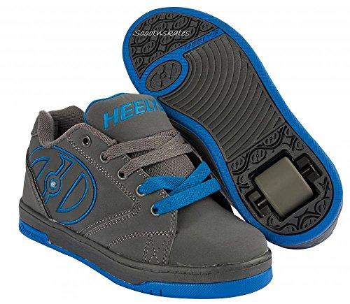 Royal Sneaker Basso Grigio a 0 Heelys Collo Multicolore 2 Bambina Propel WfZqYwnvU4