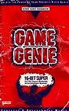 Game Genie Super Nintendo Codebook & Programming Manual
