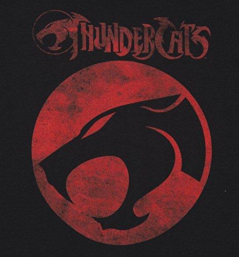 Womens Black ThunderCats Logo Vest