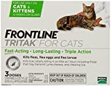 Merial Frontline Tritak Flea and Pest Control for Cats