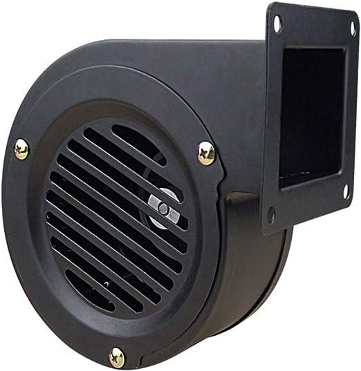 Soplador De Aire Soplador, Sopladores Pequeños,Ventilador Centrífugo,Pequeño Ruido Soplador De Estufa, Soplador De Aire Ventilador Soplador para Equipos De Calefacción, 40W (149X149MM): Amazon.es: Hogar