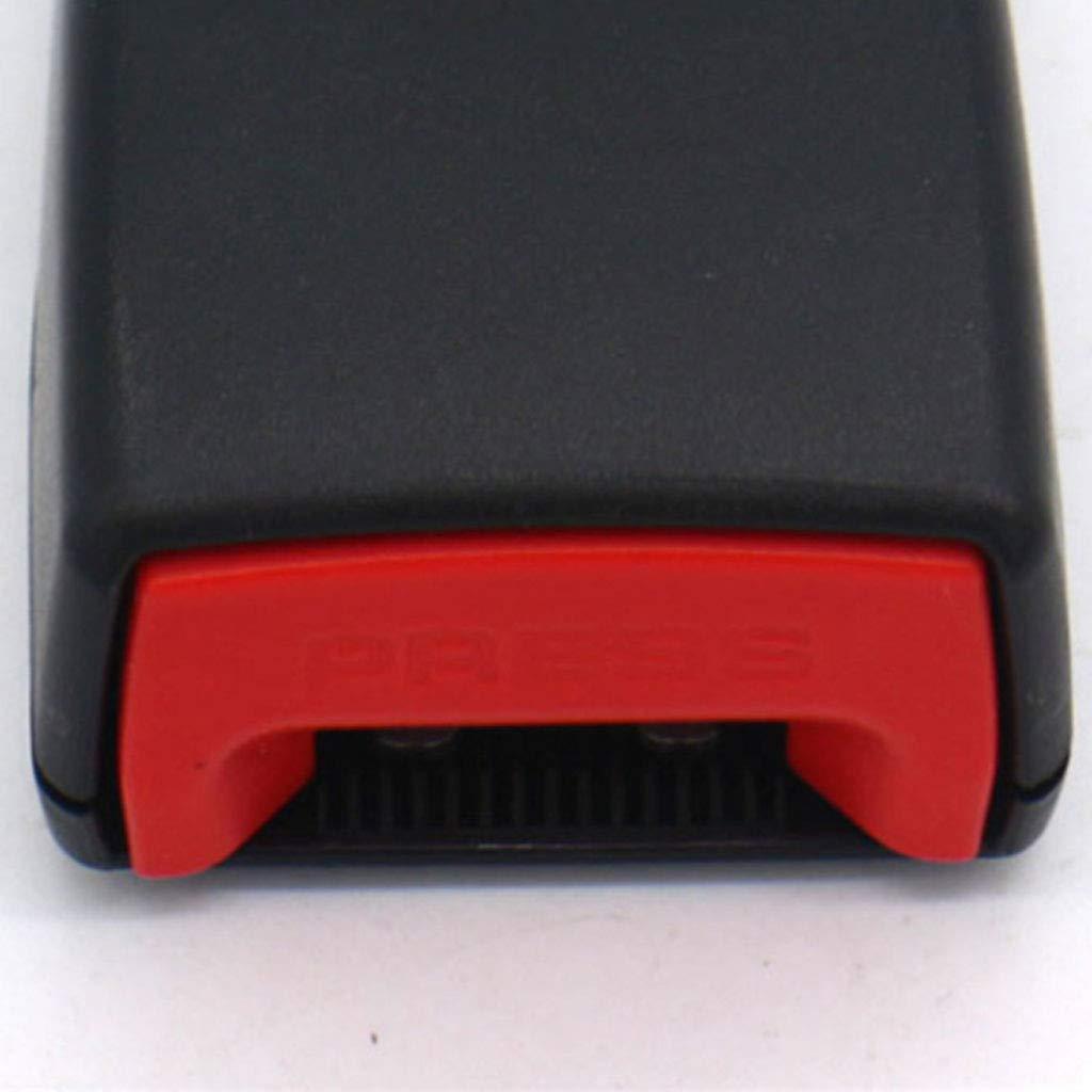 b/éb/é adultes extension de ceinture de s/écurit/é Auto Ceintures s/écurit/é Prolongateur de ceinture de s/écurit/é pour femme enceinte 12 cm