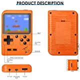 Handheld Game Console, Retro Mini Game Player with