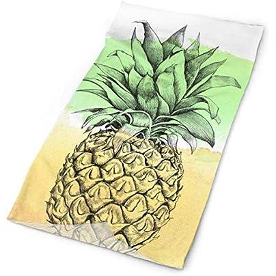 KLR6SYUI-T Headbands Thailand Summer Pineapple Headband Men Women Headwrap Magic Head Scarf Bandana Headwear Neck Scarf Quick Dry Hood Soft Headdress Wristband Estimated Price £9.99 -