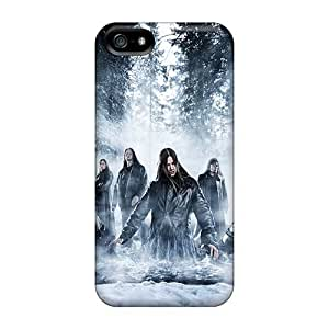 Iphone 5/5s NLS16334VMQJ Customized Trendy Eternal Tears Of Sorrow Band EToS Pattern Perfect Hard Phone Covers -JasonPelletier