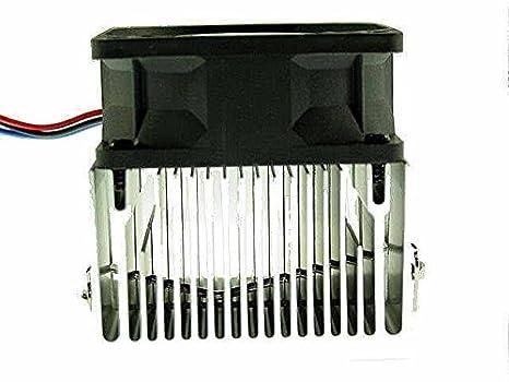 Ever Cool AMD Socket A//462 /& Intel FC-PGA 370 Cooler 2 ND-9