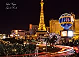 Las Vegas Guest Book: Blank 100+ Page Option: Honeymoons, Holidays, Vacations, Funerals, Baby Showers, Birthdays, Anniversaries, Christenings, ... & messages. (Gifts & Accessories) (Volume 27)