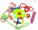 E-Z GO Dog Toys Rope Puppy Chew Toys Value Pack