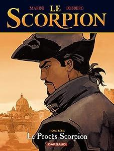 """Afficher """"Le Scorpion Le procès Scorpion"""""""