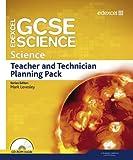 img - for Edexcel GCSE Science: GCSE Science Teacher and Technician Planning Pack (Edexcel GCSE Science 2011) book / textbook / text book