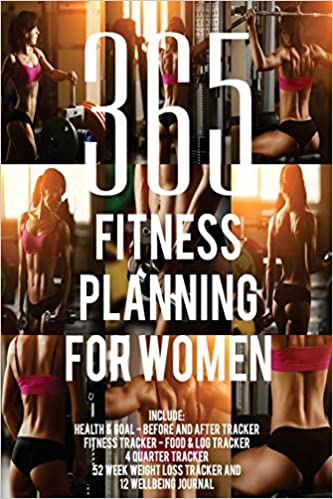 365 Fitness Planning For Women / 365 Planning Journal ...