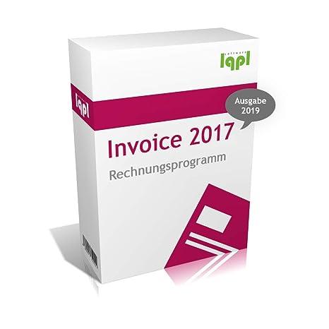 Limtax Invoice 2017 Ausgabe 2019 Rechnungsprogramm Angebote