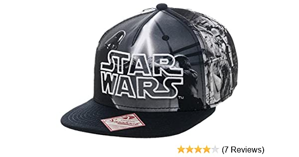 online store b0d5c 8ccbf Amazon.com  Star Wars- Sublimated Battle Snapback Hat Size ONE SIZE  Toys    Games