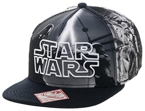 Star Wars- Sublimated Battle Snapback Hat Size ONE SIZE