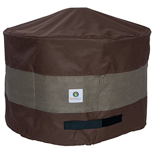 Duck Covers Ultimate Round Fire Pit Cover, 36-Inch (Fire Pit Covers Round)