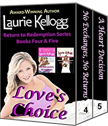 Love's Choice: Box Set of Book FOUR and FIVE of the Return to Redemption series