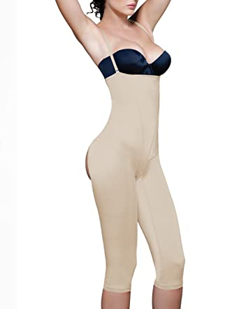 e52c76bf70d97 Vedette Womens 142 Aurora Strapless Full Body w  Buttock Enhancer (S (34)