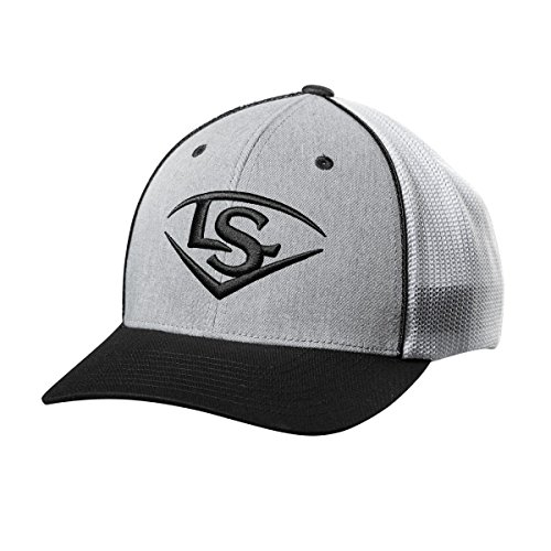 - Louisville Slugger Shield Flex Fit Hat, Small-Medium