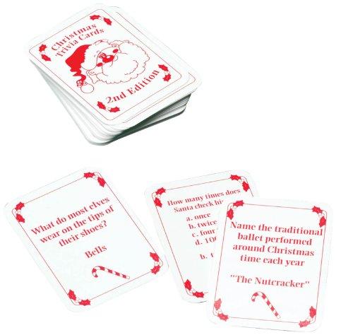 Miles Kimball Christmas Trivia Cards