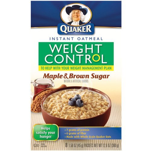 Quaker Weight Control - 7