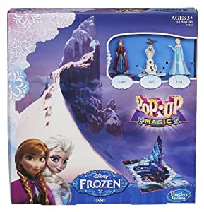 Disney Princess Pop Up Magic Frozen Game