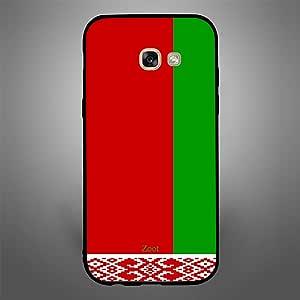 Samsung Galaxy A5 2017 Belarus Flag, Zoot Designer Phone Covers