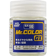 Mr. Color GX100 Super Clear III 18ml paint by Mr. Hobby