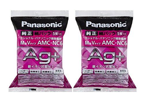 [(정리)수습구매 세트]파나소닉 교환 용지 팩 M형V타입 10 매들어감 AMC-NAC6 [frustration 프리 팩키지 (FFP)]