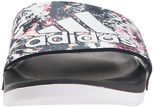 black Adilette Comfort Donna Adidas white White Originals OzwAqB