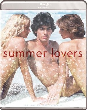 Summer Lovers - Twilight Time [Blu ray] [1982]