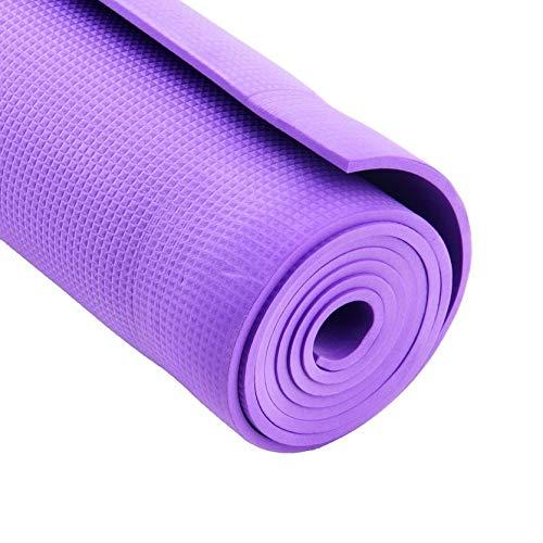 Siciducha 6mm Universal Gruesa Antideslizante Yoga Mat Pad ...