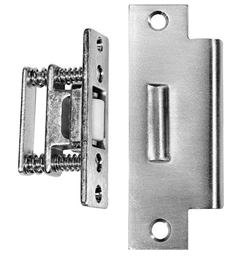Rockwood 085861 591.26D Roller Latch, Satin Chrome Finish ()