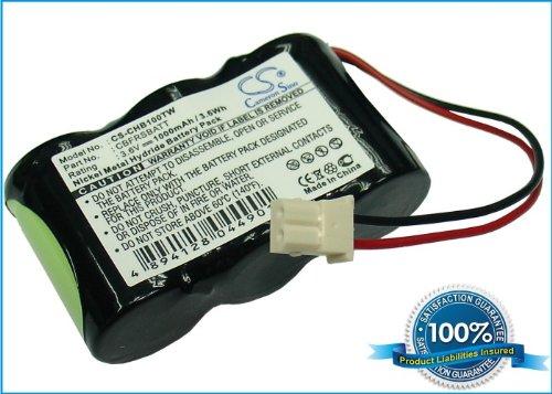 Power2tek Battery for Chatter-Box KA9HJC-FRS +Free External USB Power