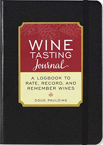 Wine Tasting Journal (Diary, Notebook)