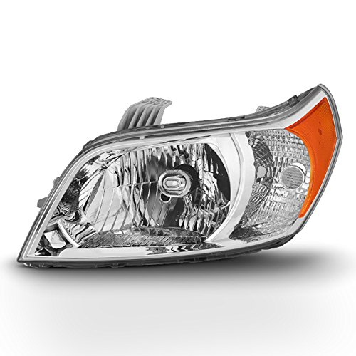 (Fits 2009 2010 20011 Chevy Chevrolet Aveo5 Driver Side Headlight Headlamp Replacement - Left)