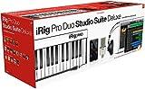 IK Multimedia  iRig Pro Duo Studio Suite complete