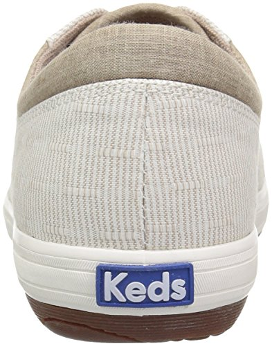 discount limited edition Keds Women's Vollie Ll Railroad Stripe Sneaker Walnut tumblr online visit sale finishline zxEUD