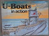 img - for U-Boats in Action - Warships No. 1 book / textbook / text book