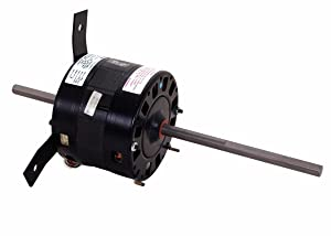 A.O. Smith ORV4539 1/3 HP, 1675 RPM, 2 Speed, 42Y Frame, CWLE Rotation, 1/2-Inch by 7-1/8 by 3-1/2-Inch Shaft OEM Direct Replacement