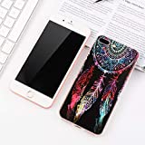 1 Piece Pattern Phone Case for iPhone X 6 6S 7 8 Plus