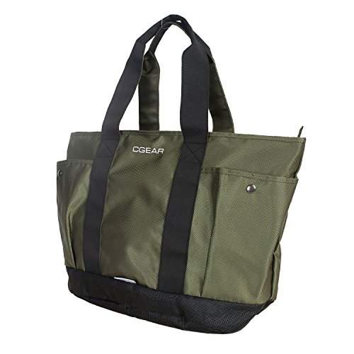 CGear Sand Free Tote III - Sand, Dirt, and Dust Free Tote - Perfect For The Beach, Park, or Picnic - A Vacation Necessity! Removes Sand and Dirt Particles Effortlessly - Military Grade Technology - Easy Clean and Quick Dry
