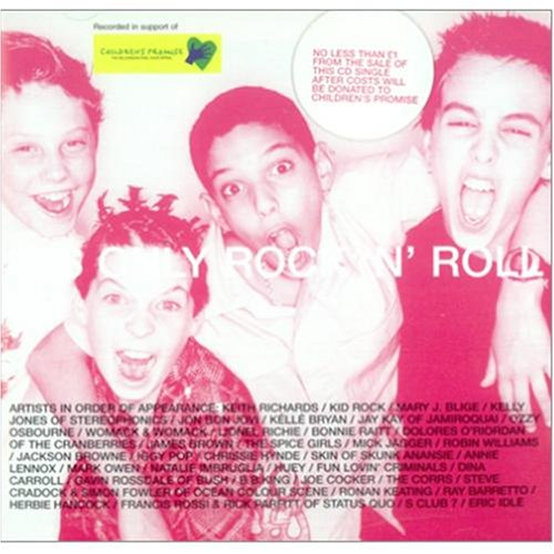 It's Only Rock N Roll (Cd Single w/ Remixes) ()