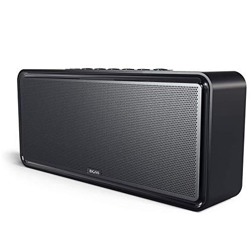 DOSS SoundBox XL 32W Bluetooth Speaker Bundle with DOSS SoundBox Plus Portable Wireless Bluetooth Speaker - Black