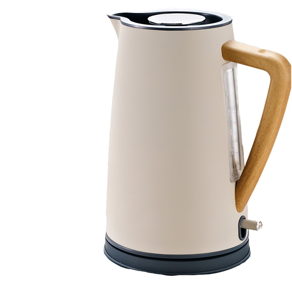 CAIXIA Wassertopf &Wasserkocher Edelstahl-Wasserkocher Haushalt Automatische Abschaltung Elektrischer Wasserkocher (Größe: 23  16cm, 6 Farben sind vorhanden) Schnelles Kochen ( Farbe : F )