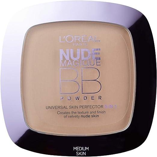Avis Nude Magique BB Powder - LOréal Paris - Maquillage