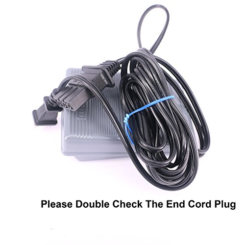 Sewing appliance bottom ride Cord J00360051 Variable velocity bottom Controller for Babylock Serger Brother 626 LS 1217 XL 2600 XL6562 XL 5340 VX1435 5232 LS1717 Xl2600i XR 40 LX 3125 1034D bottom handle ride Parts