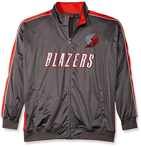 Nwt Adidas Nba Denver Nuggets Vintage Retro Jacket Coat: Portland Trailblazers Leather Jacket, Leather Trailblazers