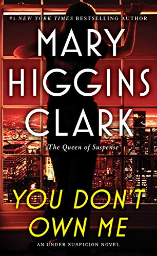 You Don't Own Me (Under Suspicion Book 6)