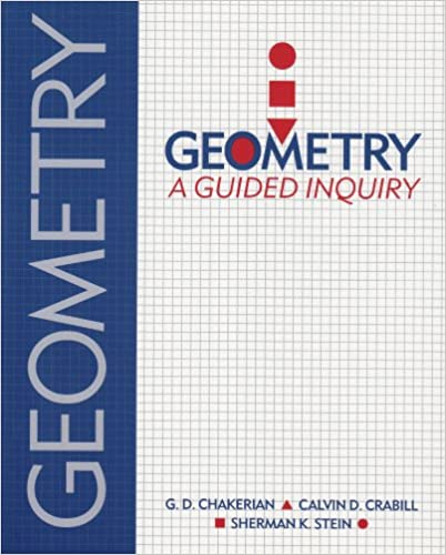Geometry: A Guided Inquiry Mobi Download Book